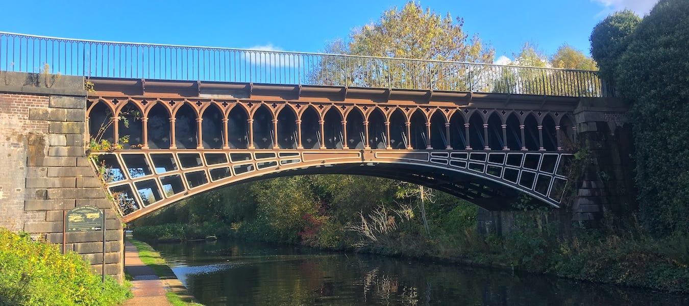 Engine Arm Aqueduct