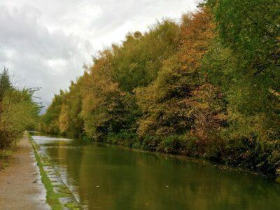 Birmingham Canal Navigations new main line running through Galton Valley