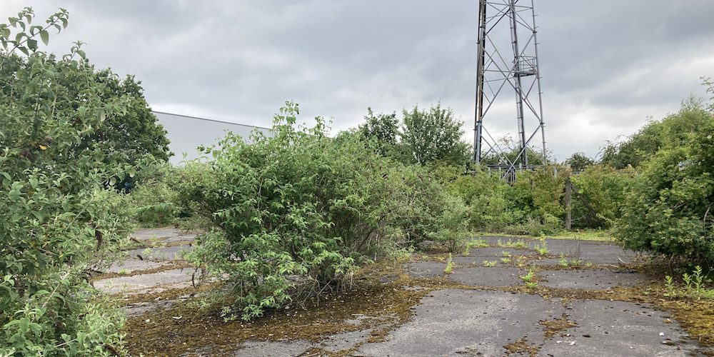Site of Sandwell Park Colliery main pit
