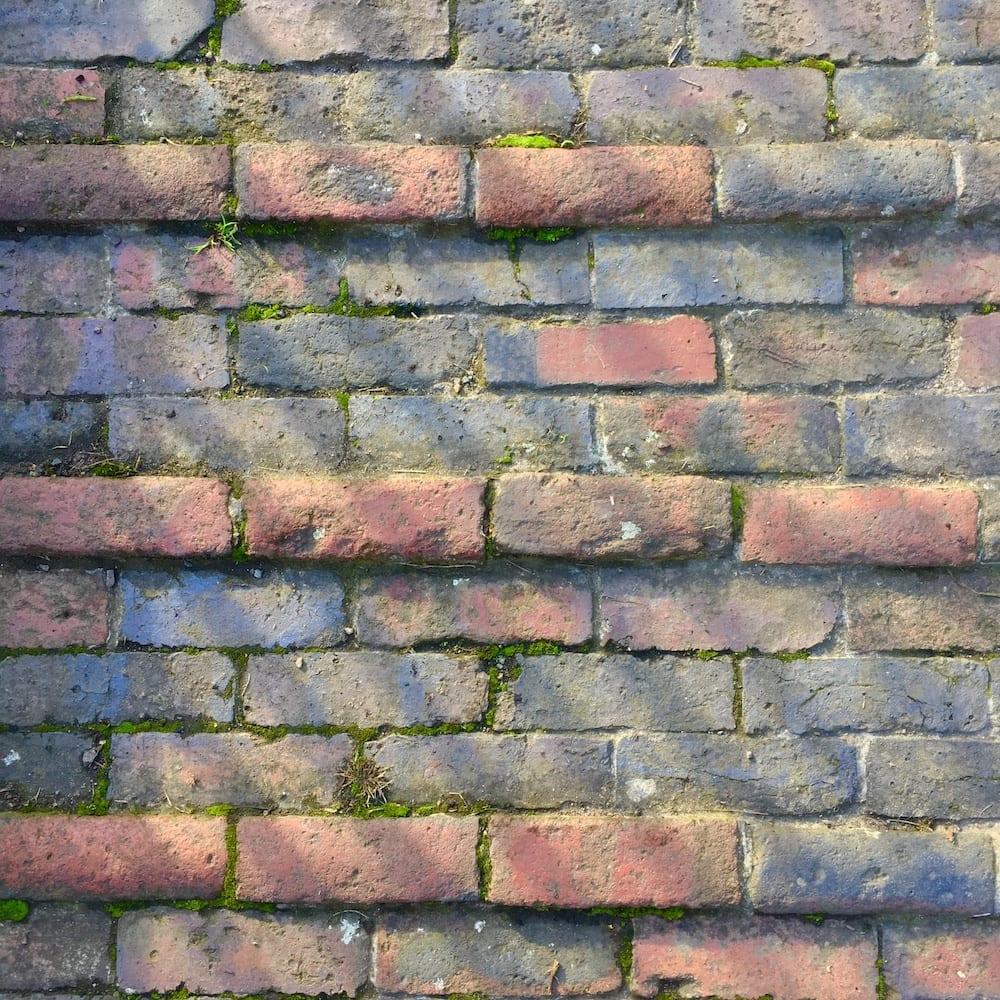 Steward Aqueduct brickwork detail