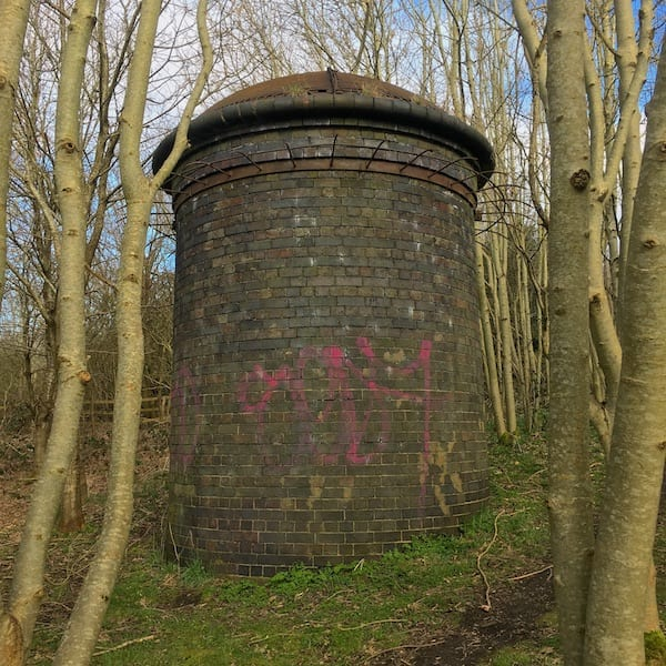 Netherton Tunnel air vent number 2