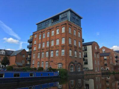 Albion Flour Mill main building